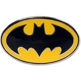 Batman 'Old Skool' Belt Buckle