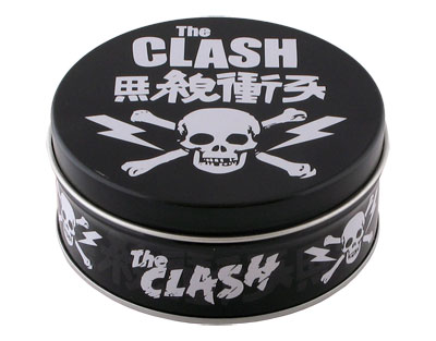 Clash 'Skull' Coaster Set & Tin