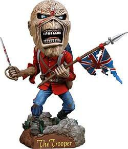 Iron Maiden 'Trooper' Bobblehead/Head Knocker