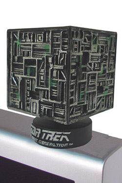 Star Trek 'Borg Cube' Mini Head Knocker