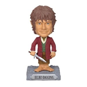 The Hobbit 'Bilbo Baggins' Head Knocker
